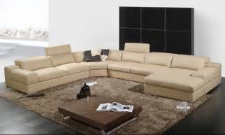 Family Sofa by China U Shaped Combination Large Family Function Leather