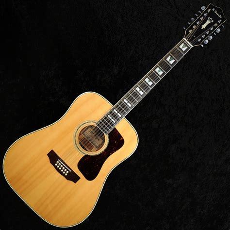 Suzuki Guitars Kiso Suzuki Japan Kiso Suzuki Japan 12 String Acoustic