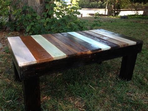 inspire rustic pallet coffee table pallet furniture plans