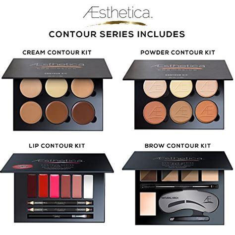 Aeathetica Contour Kit Powder 1 price tracking for aesthetica cosmetics contour series