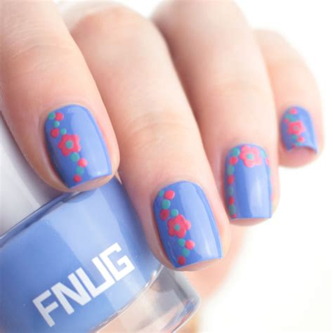 Blue Nails Trend 2008 by Set The Trend This Summer With Trendsetter Nail Fnug