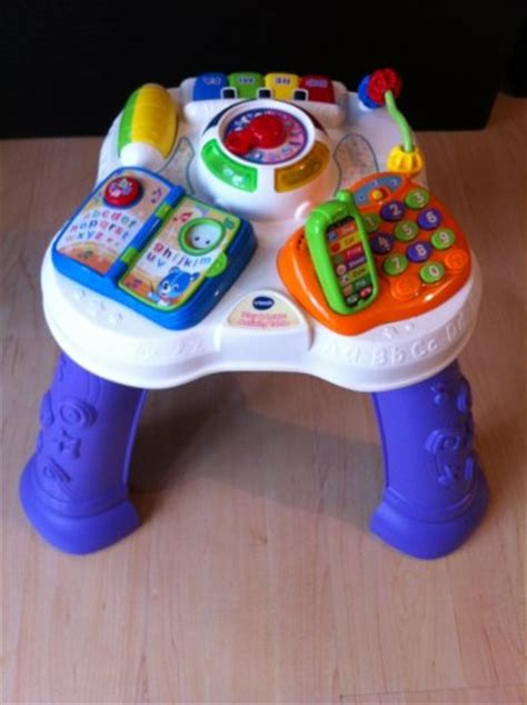 v tech activity table vtech play and learn activity table for sale in tullamore