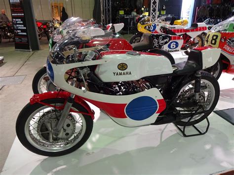 Lu Motor yamaha auf der international motor show in luxembourg 18