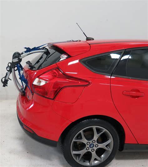 Ford Focus Bike Rack Trunk by Ford Focus Thule Gateway Xt 2 Bike Rack Trunk Mount