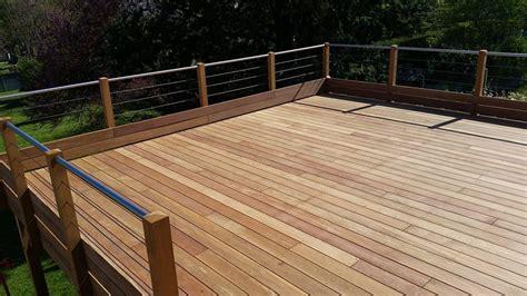 prix terrasse bois excellent la pose duune terrasse en - Prix M Terrasse Bois