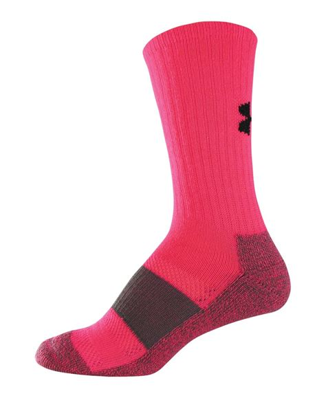 under armoir socks women s under armour performance crew socks ebay