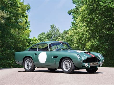 Aston Martin Db4gt aston martin db4gt prototype heads to auction with 8