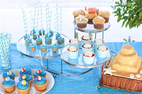 Themed Birthdays Ideas | the perfect beach themed party