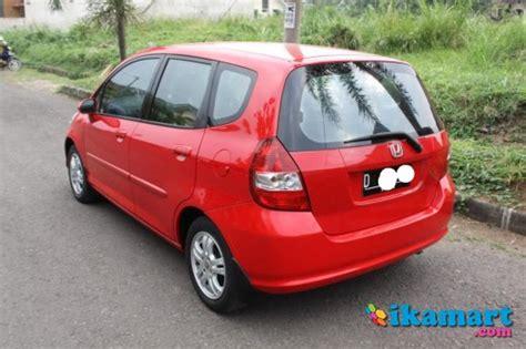 Plat Kopling Honda Jazz Matic Honda Jazz Idsi Matic 2004 Merah Di Bandung Plat D Mobil