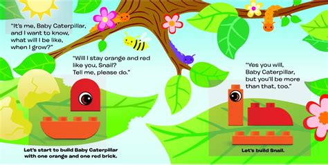 lego grow caterpillar grow 6758 duplo