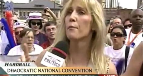 Flashback Unhinged Hillary Supporters Vowed To Elect An Indiana Supporter Snuck A Anti Obama