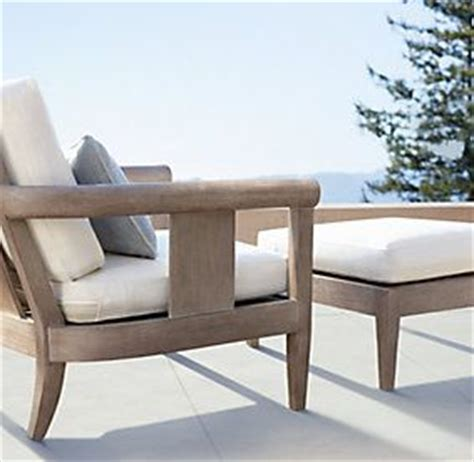 17 Best Images About San Rafael Eichler Outdoor On Restoration Hardware Teak Outdoor Furniture
