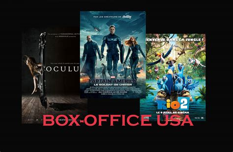 Box Office Usa box office usa captain america fait les plumes 224 2