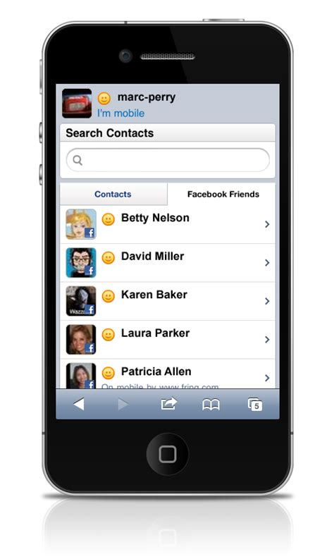 free chat messenger for mobile yahoo integrates chat with mobile web messenger