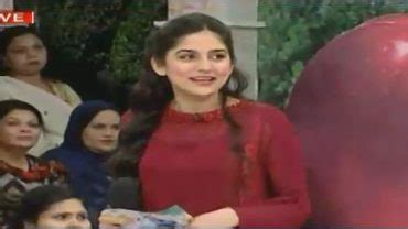 the morning show with sanam baloch 26th april 2017 today