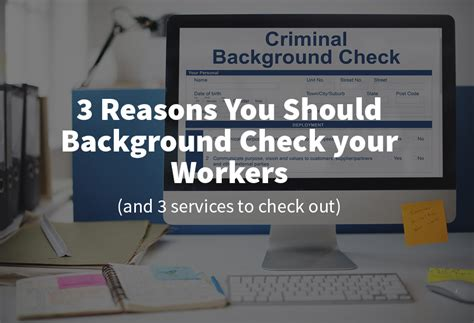 Bad Background Check 3 Reasons You Should Background Check Your Workers Launch27