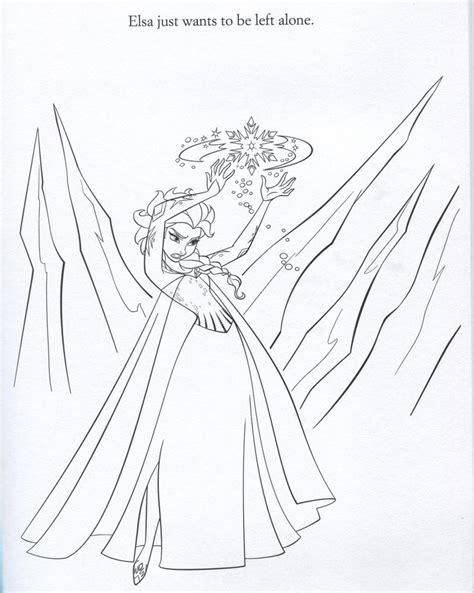 coloring pages frozen elsa let it go 17 best ideas about frozen coloring sheets on