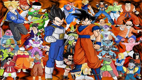 imagenes hd para pc de dragon ball dragon ball z wallpapers full hd im 225 genes de laptops y