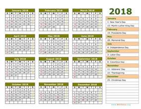Calendar 2018 With Holidays List Holidays 2017 Calendar Printable For Free India