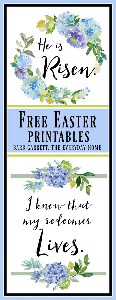 april 2017 calendar and easter printables the everyday home