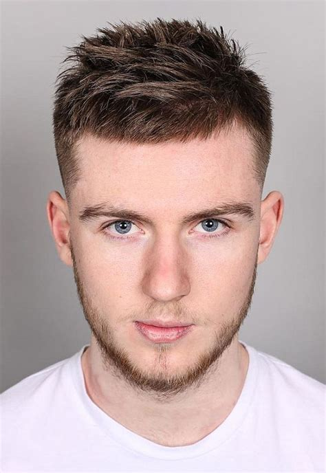 easy to maintain haircuts for guys top 29 low maintenance haircuts for guys taper fade low