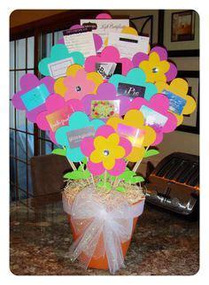 Ipic Gift Card - teacher gifts on pinterest gift cards flower pots and teacher appreciation