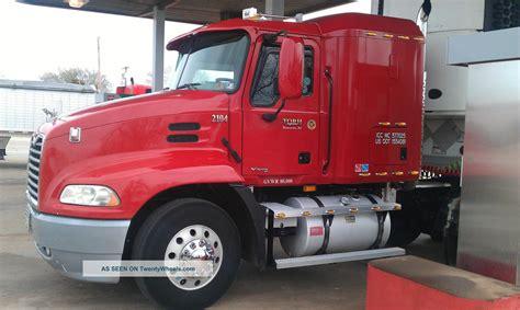 Mack Truck Sleeper by 2004 Mack Vision