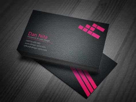 Event Management Visiting Card New Design