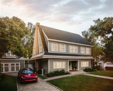 musk solar home elon musk s tesla starts taking orders for solar glass roof tiles geekwire
