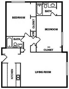house and bedroom also simple two plans botilightg the layout this particular home gives both bedrooms living