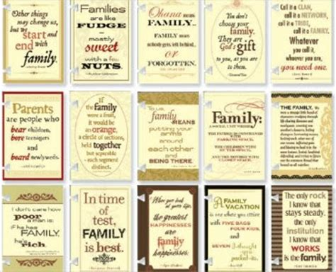 New Family Quotes Scrapbooking