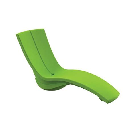 curved chaise lounge curved in pool rotoform polymer chaise lounge with riser