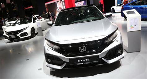 frankfurt motor show  honda cr  hybrid   honda civic diesel unveiled news cars