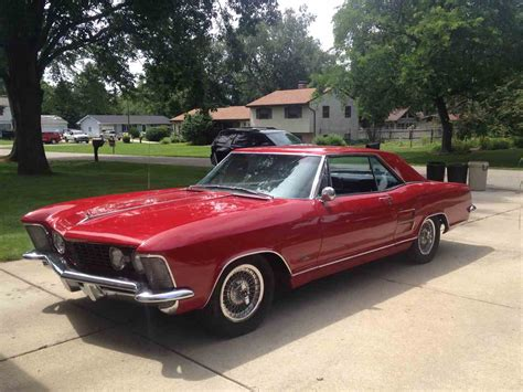 buick c 1964 buick riviera for sale classiccars cc 701063