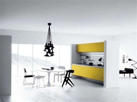 modern yellow ideas y mejora de cocinas modernas minimalistas