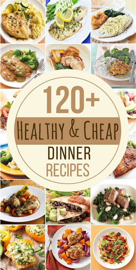 inexpensive dinner menu best 25 healthy cheap meals ideas on