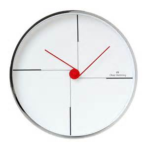 Wall Clocks by Bauhaus Inspired Clock Scottdavy Me