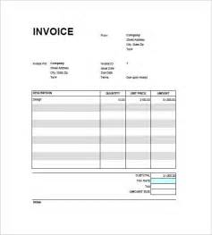 invoice template for docs docs invoice template printable invoice template