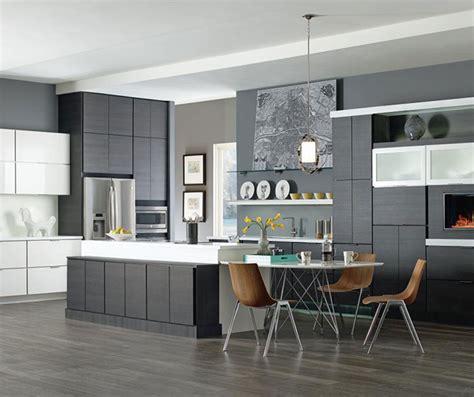 Laminate Cabinets In Contemporary Kitchen Design Kemper