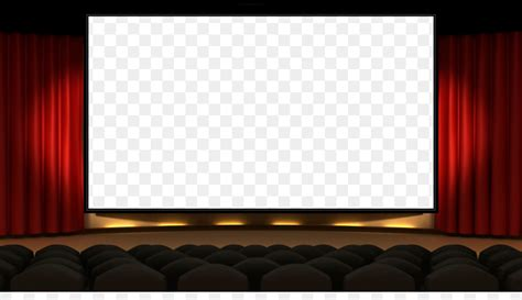 cinema projection screens auditorium theater drapes