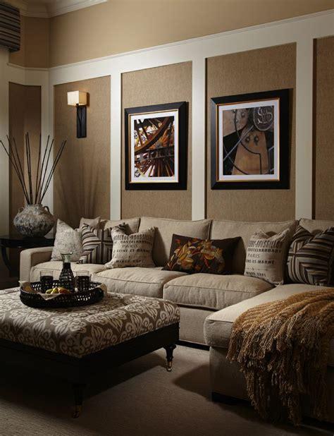beige living room ideas interiores de casas pequenas