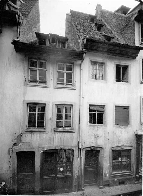 Rue De La Grange Strasbourg maisons de strasbourg 187 10 grande rue de la grange