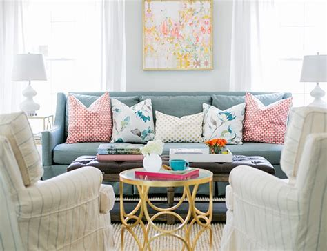 ways to decorate living room contemporary ways to decorate in pastel colors
