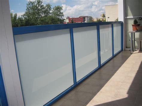 Folie Na Sklo Bauhaus by Balcony Glazing Pifema S R O