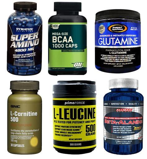 Suplemen Amino amino acid supplement article series part one basic