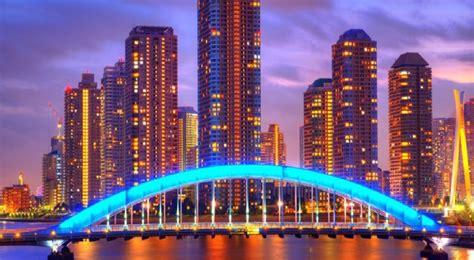 imagenes de japon la ciudad ciudades inteligentes ciudades ecol 243 gicas energia