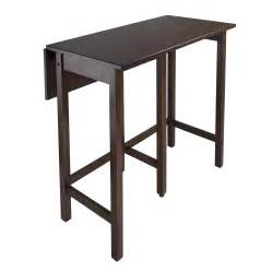 Drop Leaf Pub Table Small Space Kitchen Table And Chairs Kitchen Wallpaper