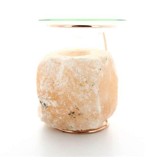 lada ai cristalli di sale diffusore di oli essenziali ai cristalli di sale