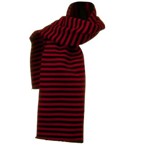 usab2c american made stripe stretch scarf product details