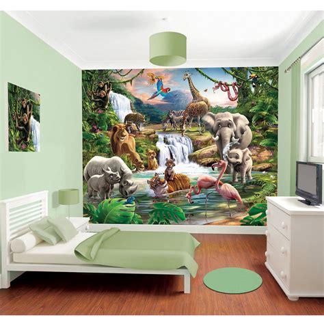 childrens bedroom wall murals uk walltastic wallpaper wall murals bedroom peppa more ebay